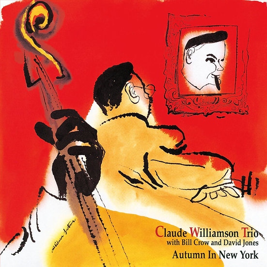 克勞帝.威廉森三重奏:紐約的秋天 Claude Williamson Trio: Autumn In New York (CD) 【Venus】
