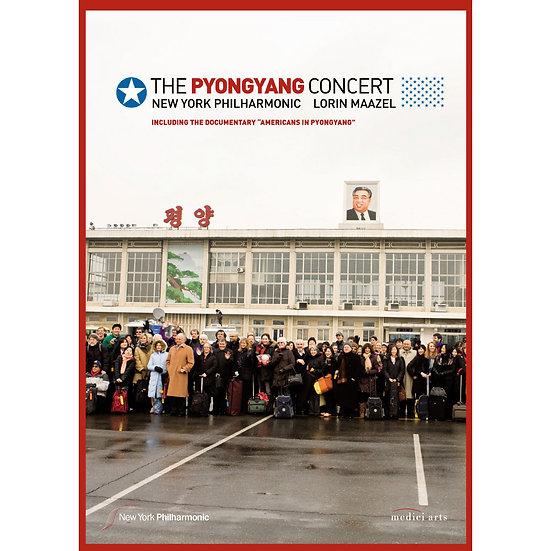 破冰之旅~紐約愛樂在北韓 The Pyongyang Concert (DVD) 【EuroArts】
