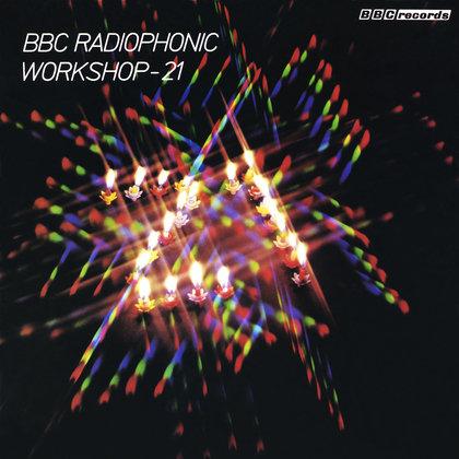 BBC無線電音樂工場:21週年紀念專輯 BBC Radiophonic Workshop: 21 (Lilac Vinyl LP) 【Silva Screen】
