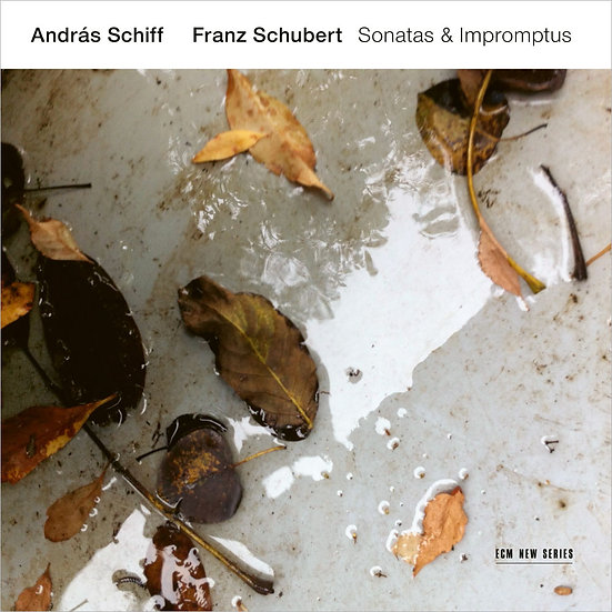 席夫:舒伯特:奏鳴曲&即興曲 András Schiff / Franz Schubert: Sonatas & Impromptus (2CD) 【ECM】