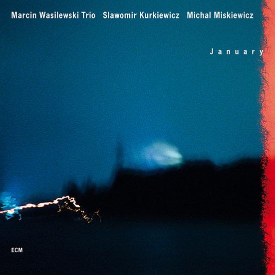 馬爾辛.瓦西拉斯基三重奏:一月 Marcin Wasilewski Trio: January (CD) 【ECM】