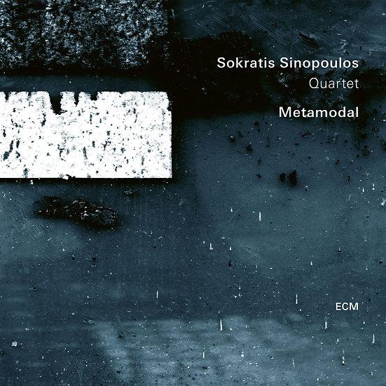 克拉蒂斯.西諾普尤斯四重奏:意在言外 Sokratis Sinopoulos Quartet: Metamodal (CD) 【ECM】