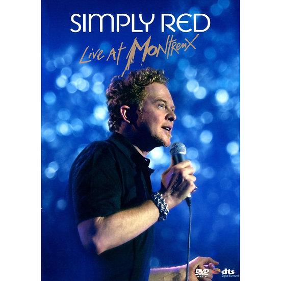 就是紅合唱團:2003蒙特勒現場演唱會 Simply Red: Live At Montreux 2003 (DVD) 【Evosound】