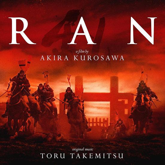 武滿徹:亂 電影原聲帶 Ran - Original Motion Picture Soundtrack (CD) 【Silva Screen】