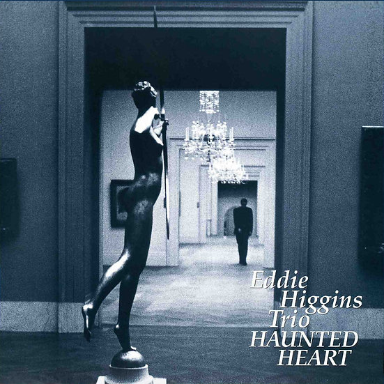 艾迪.希金斯三重奏:偷心計畫 Eddie Higgins Trio: Haunted Heart (CD) 【Venus】