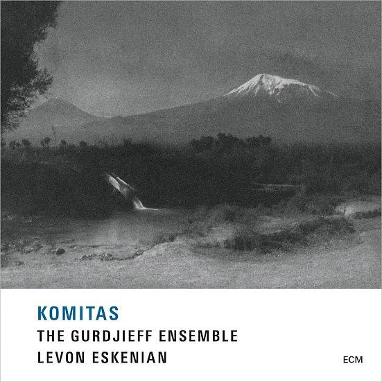 葛吉夫民族樂器合奏團:科米塔斯 (CD) 【ECM】