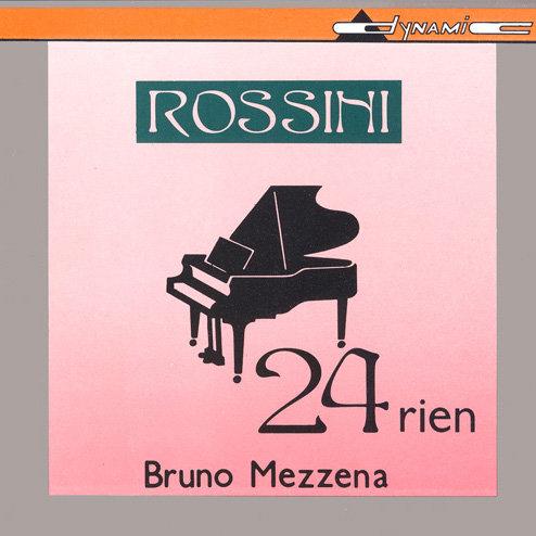琴人羅西尼 Rossini: 24 Rien (2CD)【Dynamic】