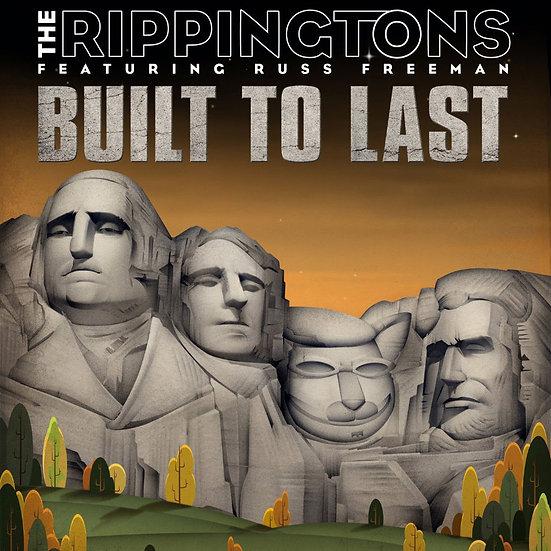 雷平頓樂團:歷久彌新 The Rippingtons: Built To Last (CD) 【Evosound】