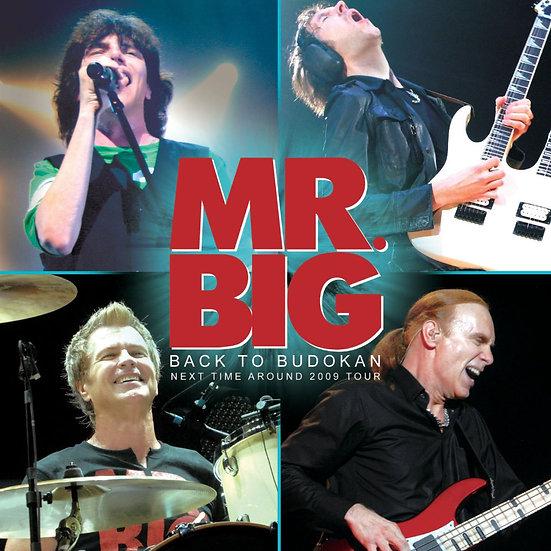 大人物合唱團:榮耀歸來 Mr. Big: Back to Budokan (2CD) 【Evosound】