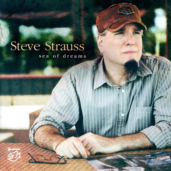 史帝夫.史特勞斯:夢之海 Steve Strauss: Sea of Dreams (SACD) 【Stockfisch】