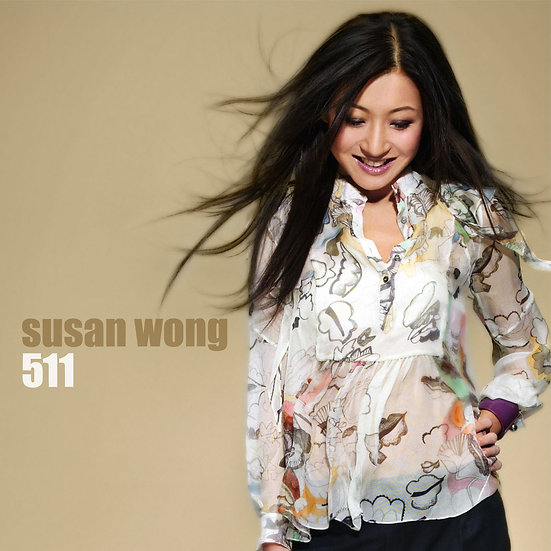 Susan Wong:511 (Vinyl LP) 【Evosound】