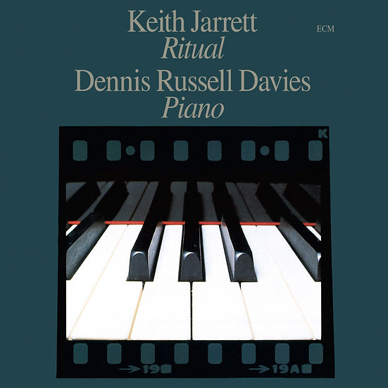 奇斯.傑瑞特 Keith Jarrett: Ritual (CD) 【ECM】