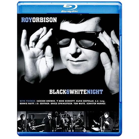 羅伊.歐比森:黑白之夜 Roy Orbison: Black & White Night (藍光Blu-ray) 【Evosound】