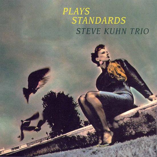 史帝夫.庫恩三重奏:最愛爵士 Steve Kuhn Trio: Plays Standards (CD) 【Venus】