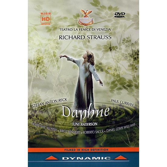 理查.史特勞斯:歌劇《達芙妮》 Richard Strauss: Daphne (DVD)【Dynamic】