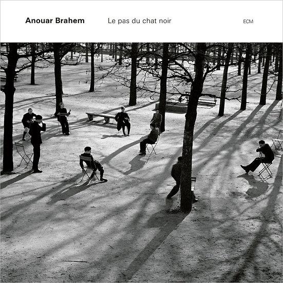 阿瑙爾.伯拉罕三重奏 Anouar Brahem Trio: Le pas du chat noir (2Vinyl LP) 【ECM】