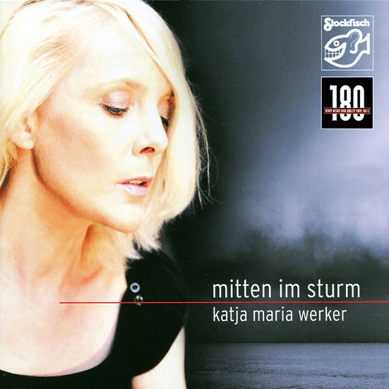 卡提雅.瑪利亞.韋克:暴風眼 Katja Maria Werker: Mitten Im Sturm (Vinyl LP) 【Stockfisch】
