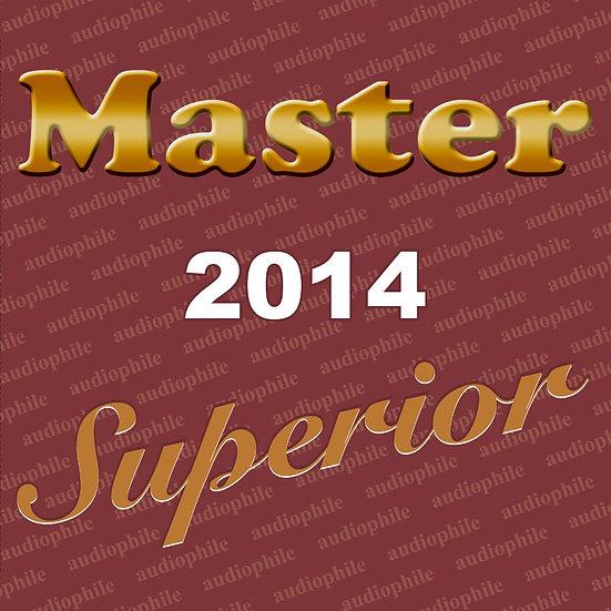 緋色發燒碟 Master Superior Audiophile 2014 (CD) 【Master】