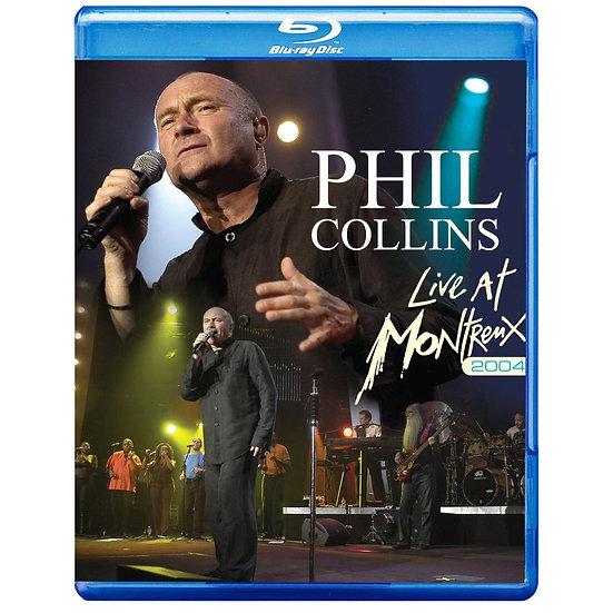菲爾.柯林斯:蒙特勒演唱會 Phil Collins: Live At Montreux 2004 (藍光Blu-ray) 【Evosound】