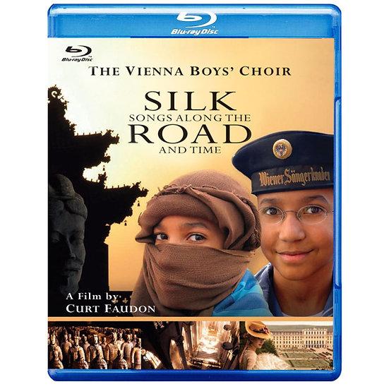 維也納少年合唱團:絲路 時光漫步之旅 (藍光Blu-ray) 【Evosound】
