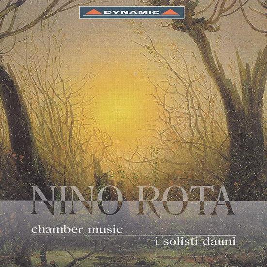 羅塔:室內樂作品集 Nino Rota: Chamber Music (CD)【Dynamic】