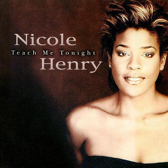 妮可亨利與艾迪希金斯三重奏:今夜請教我 (CD) 【Venus】