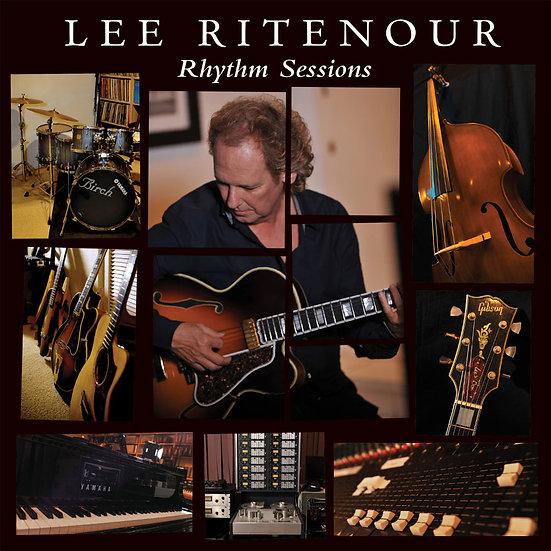 李.萊特諾:節奏情懷 Lee Ritenour: Rhythm Sessions (CD+DVD) 【Evosound】