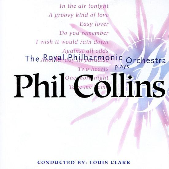 英國皇家愛樂管弦樂團:菲爾.柯林斯名曲集 The Royal Philharmonic Orchestra: Plays Phil Collins (CD)