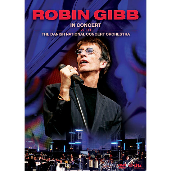 羅賓.吉布&丹麥國家管弦樂團:里德瑞柏格城堡演唱會 (DVD) 【Evosound】
