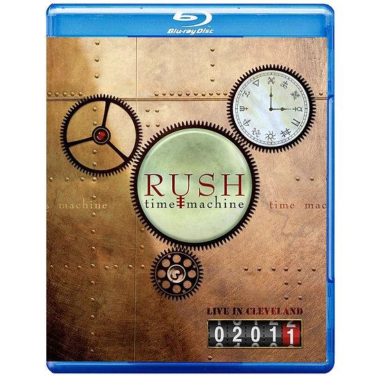 匆促樂團:時光機2011克里夫蘭演唱會 (藍光Blu-ray) 【Evosound】
