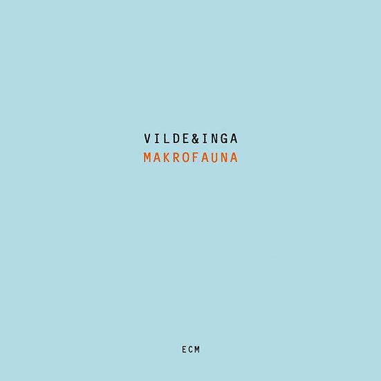 薇爾德/英加:微型生物 Vilde / Inga: Makrofauna (CD) 【ECM】