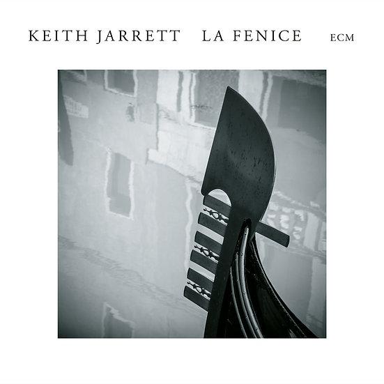 奇斯.傑瑞特:鳳凰劇院現場 Keith Jarrett: La Fenice (2CD) 【ECM】
