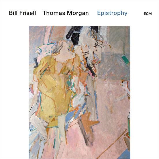 比爾.伏立索/湯瑪斯.摩根:回歸正軌 Bill Frisell / Thomas Morgan: Epistrophy (2Vinyl LP) 【ECM】