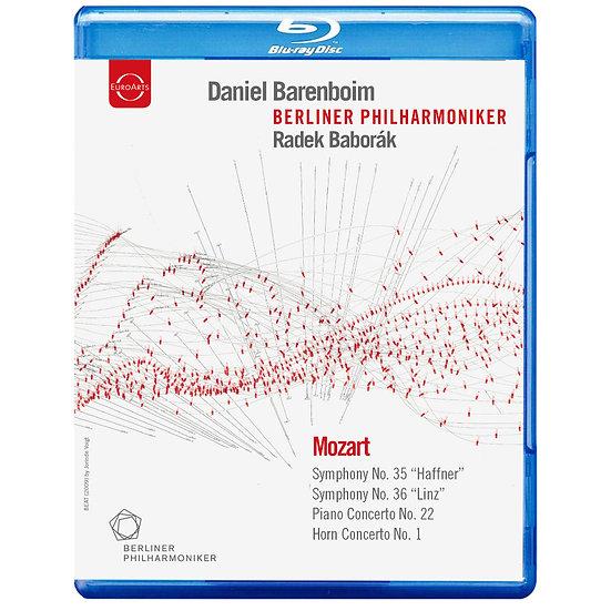 2006歐洲音樂會 在捷克布拉格 莫札特250歲冥誕紀念音樂會 (藍光Blu-ray) 【EuroArts】