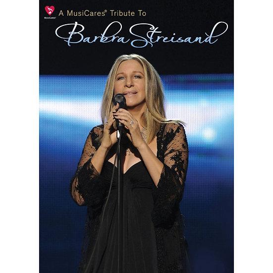 芭芭拉.史翠珊與她的朋友 Barbra Streisand: MusiCares Tribute (DVD) 【Evosound】