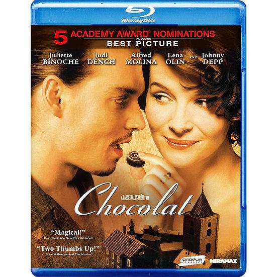 濃情巧克力 Chocolat (藍光Blu-ray)