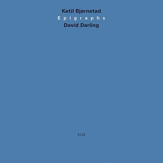 凱特爾.畢卓斯坦/大衛.達林:碑文 Ketil Bjørnstad / David Darling: Epigraphs (CD) 【ECM】