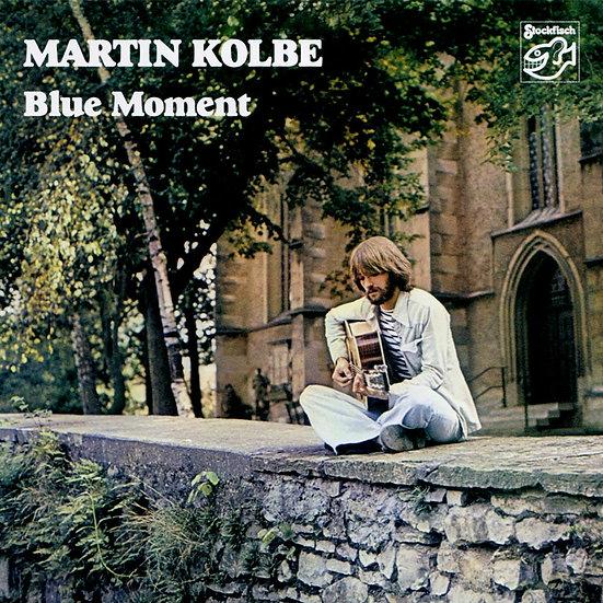 馬汀.科比:藍色時刻 Martin Kolbe: Blue Moment (CD) 【Stockfisch】