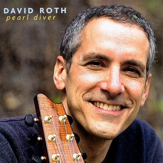 大衛.羅斯:採珠人 David Roth: Pearl Diver (CD) 【Stockfisch】
