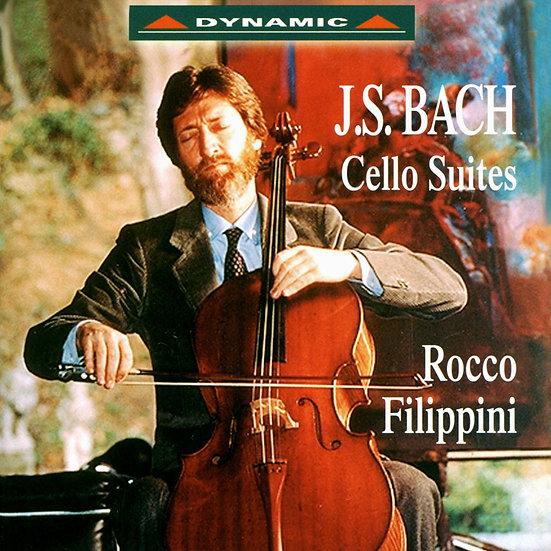 向巴哈挑戰 – 巴哈:無伴奏大提琴組曲 J. S. Bach: Six Suites for solo cello (2CD)【Dynamic】