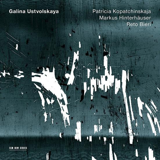 鐵鎚女士-加林娜.烏斯特沃爾斯卡婭 (CD) 【ECM】
