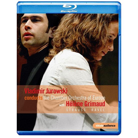 葛莉茉與尤洛夫斯基 巴黎音樂城浪漫合奏  (藍光Blu-ray) 【EuroArts】