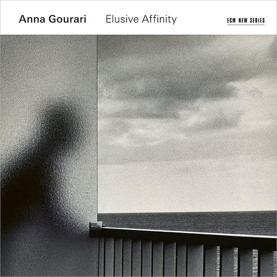 變化莫測|鋼琴:安娜.高菈麗 Anna Gourari: Elusive Affinity (CD) 【ECM】