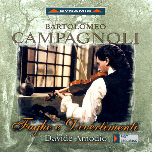 康帕諾利:賦格與嬉遊曲 Campagnoli: Fughe e Divertimenti (2CD)【Dynamic】