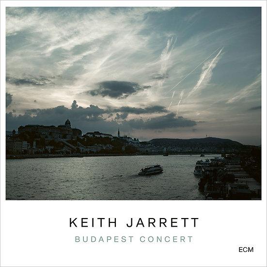 奇斯.傑瑞特:布達佩斯音樂會 Keith Jarrett: Budapest Concert (2CD) 【ECM】