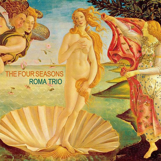 羅馬三重奏:四季 Roma Trio: The Four Seasons (CD) 【Venus】