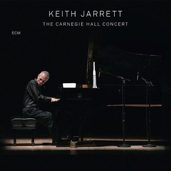 奇斯.傑瑞特:卡內基大廳音樂會 Keith Jarrett: The Carnegie Hall Concert (2CD) 【ECM】
