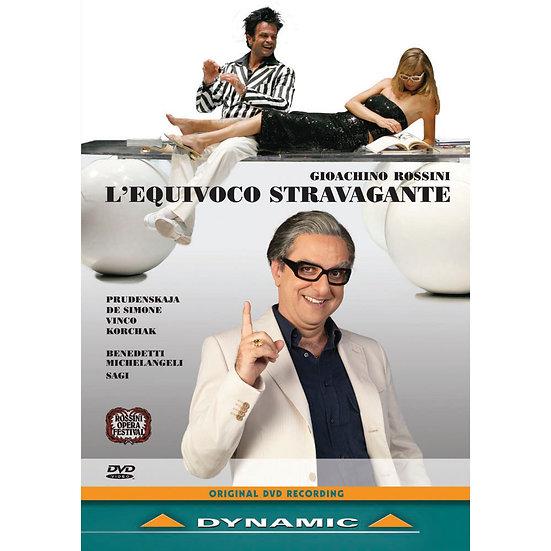 羅西尼:歌劇《奇異的誤解》 Gioachino Rossini: L'equivoco stravagante (DVD)【Dynamic】