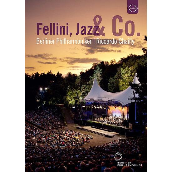 電影之夜~2011年溫布尼音樂會 費里尼、爵士&羅馬想像 (DVD) 【EuroArts】