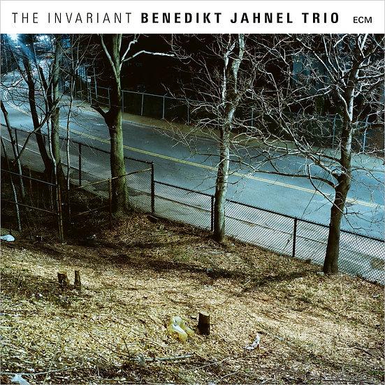 貝尼迪克特.賈內爾三重奏:不變量 Benedikt Jahnel Trio: The Invariant (CD) 【ECM】